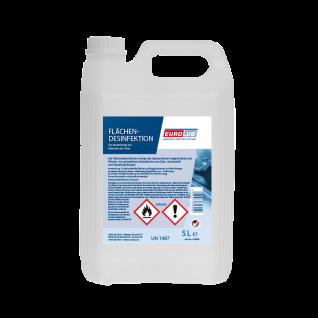 Eurolub Flächendesinfektion Desinfektionsmittel 5 Liter