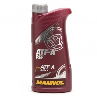 Mannol ATF-A PSF Automatic Fluid Hydraulik und Kraftübertragungsöl 1 Liter