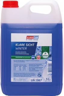 Eurolub Scheibenfrostschutz Konzentrat 5 Liter
