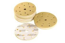 Profirs 0RS801 Klett Schleifpapier P320 Schleifscheiben 150mm 100 Stk