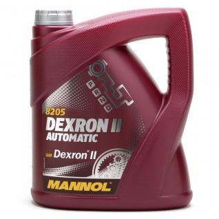 Mannol ATF Dexron II Automatic 4 Liter