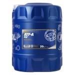 Mannol ATF-A PSF Automatic Fluid Hydraulik und Kraftübertragungsöl 20 Liter
