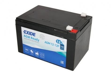 Starterbatterie Exide AGM 12-12F 12V 12Ah 150A