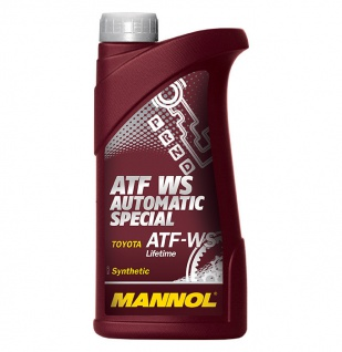 Mannol ATF WS Automatic Special 1 Liter