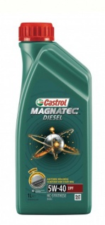 5W-40 Castrol Magnatec Diesel DPF Motoröl 1 Liter