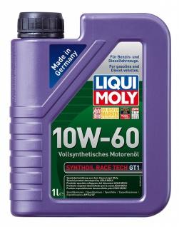 10W-60 Liqui Moly Synthoil Race Tech GT1 1 Liter