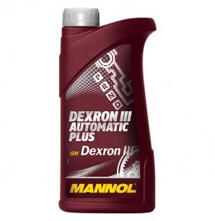 Mannol 8202 DCT Fluid Doppelkupplungsgetriebeöl 1 Liter