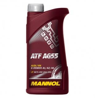 Mannol ATF AG55 Automatikgetriebeöl 1 Liter