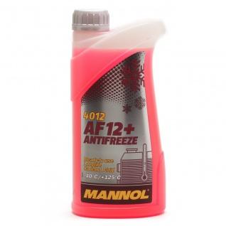 Mannol Kühlerfrostschutz Antifreeze AF12+ 1 Liter
