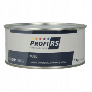 Profirs 0RS001 Full Füllspachtel Spachtel Universal mit Härter Gelb 1 kg