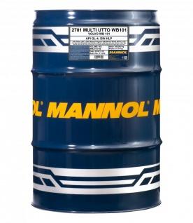Mannol Multi UTTO WB 101 GL-4 HLP 60 Liter