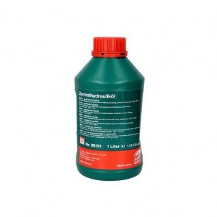 Febi Bilstein 06161 Zentralhydrauliköl synthetisch grün 1 Liter