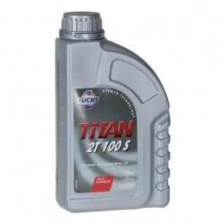 Fuchs TITAN 2T 100S Zweitakt Motoröl 1 Liter