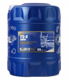 10W-40 Mannol TS-3 SHPD Motoröl 20 Liter