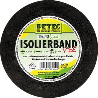 Petec Isolierband VDE 10 Meter