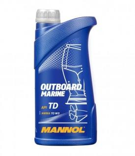 Mannol 2-Takt Outboard Marine 1 Liter