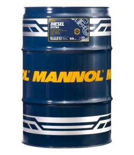 10W-40 Mannol Diesel Extra Motoröl 60 Liter
