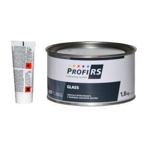 Profirs 0RS007 Glasfaserspachtel Spachtel mit Härter Grün 1, 8 kg
