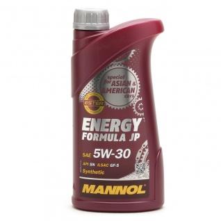 5W-30 Mannol Energy Formula JP Motoröl 1 Liter