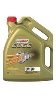 0W-20 Castrol EDGE V Motoröl 5 Liter