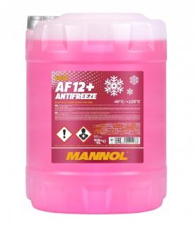 Mannol Kühlerfrostschutz Antifreeze AF12+ 10 Liter
