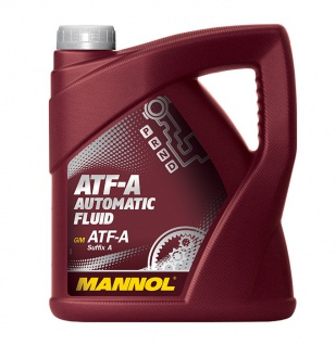 Mannol ATF-A Automatic Fluid 4 Liter