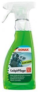Sonax CockpitPfleger Green Lemon 500 ml