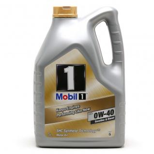 0W-40 Mobil 1 FS (ehem. New Life) Motoröl 5 Liter