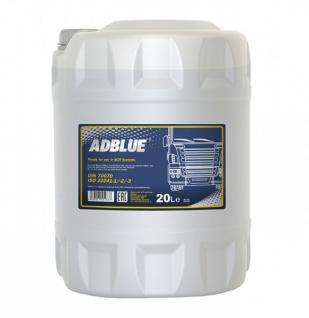 AdBlue - Vorschau
