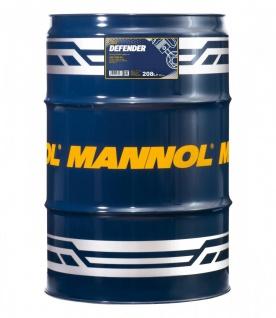 10W-40 Mannol Defender Motoröl 208 Liter