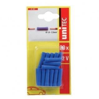 Cartrend Kabel Quetschverbinder blau 10 Stk