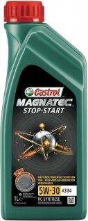 5W-30 Castrol Magnatec Stop Start A3/B4 Motoröl 1 Liter