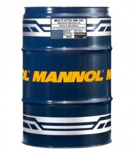 Mannol Multi UTTO WB 101 GL-4 HLP 208 Liter