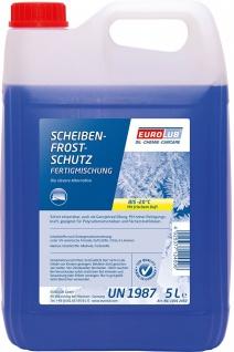 Eurolub Scheibenfrostschutz Fertigmischung -20° C 5 Liter