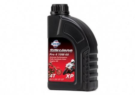 10W-60 Fuchs Silkolene Pro 4 XP 1 Liter
