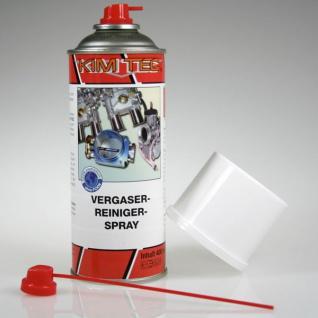 Kim-Tec Vergaserreiniger Spray 400 ml