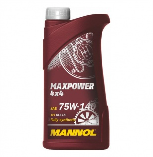 Mannol Maxpower 4x4 75W-140 Getriebeöl 1 Liter