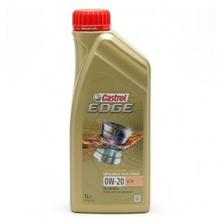 0W-20 Castrol EDGE LL IV Motoröl 1 Liter