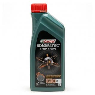 0W-30 Castrol Magnatec Stop-Start C2 Motoröl 1 Liter