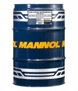 80W-90 Mannol Hypoid Getriebeöl 60 Liter