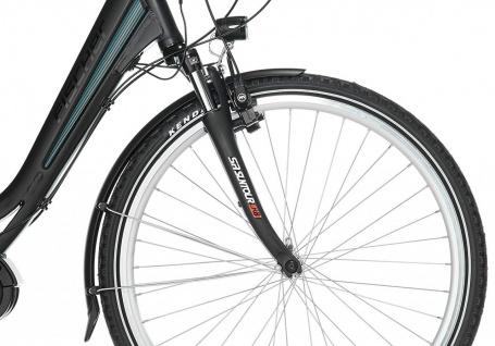 Fischer E-bike City Ecu 1760 28 Zoll - Vorschau 4