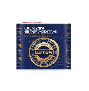 Mannol 9950 Benzin Ester Additiv Kraftstoffadditiv 500 ml