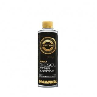 Mannol 9930 Diesel Ester Additiv Kraftstoffadditiv 100 ml