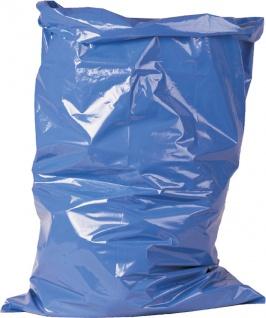LDPE Abfallsäcke blau 70my 120 Liter