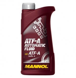Mannol ATF-A Automatic Fluid 1 Liter