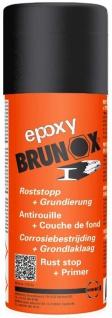 Brunox Roststopp + Grundierung Rostumwandler Spray 400 ml