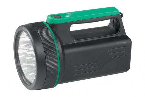 LED Handscheinwerfer schwarz