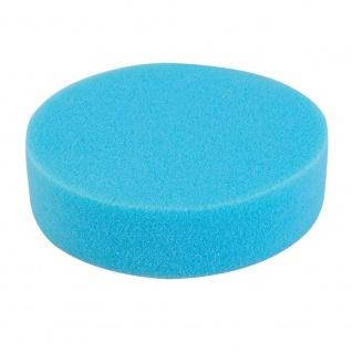 Klett-Polierschaum blau mittelhart 180 mm