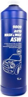 Mannol 9809 Auto Wash & Wax ASW 1 Liter