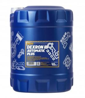 Mannol ATF Dexron III Automatic Plus 10 Liter